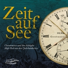 Sauer, Albrecht: Zeit auf See / Time at Sea